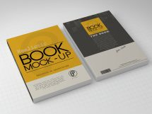 Book Cover Mockups